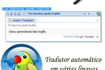 Tradutor gratis Lingoes